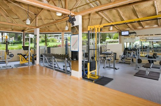 Keep fit at the Beach Club and access the fully ...