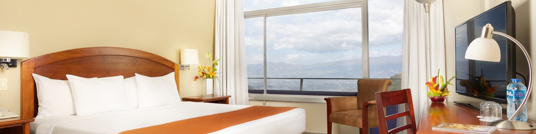 Rooms - Hotel Quito By Sercotel